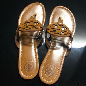 Tory Burch Miller Sandal. 8.5